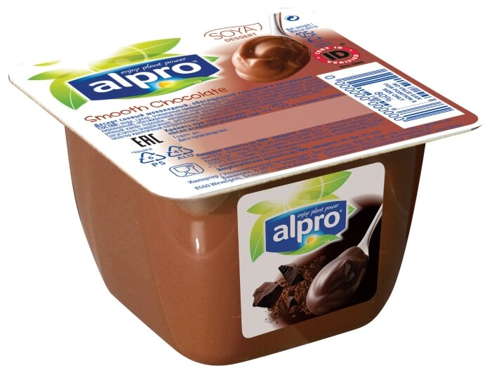 Десерт alpro соевый шоколадный 125 г
