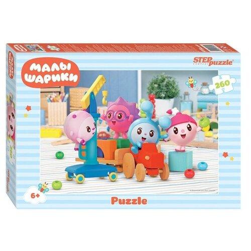 Пазл Step puzzle Малышарики (95084), 260 дет. пазл step puzzle park