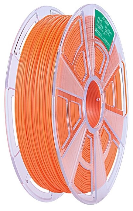 ABS пруток Winbo 1.75мм оранжевый