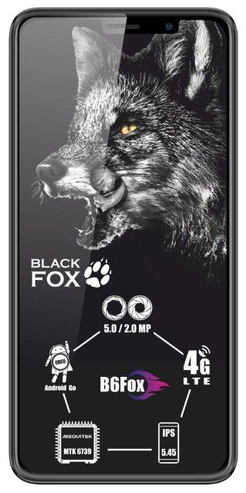 Black Fox Смартфон Black Fox B6Fox