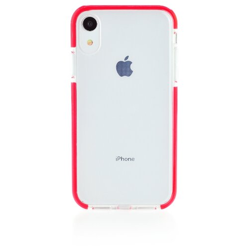Купить Чехол Gurdini Crystal Ice для Apple iPhone Xr красный