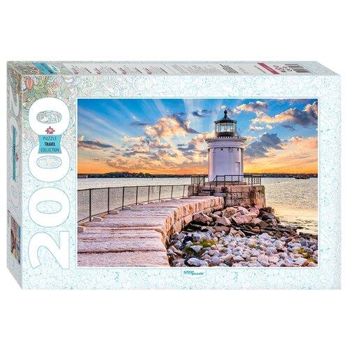 Купить Пазл Step puzzle Travel collection США Южный Портленд (84037), 2000 дет., Пазлы
