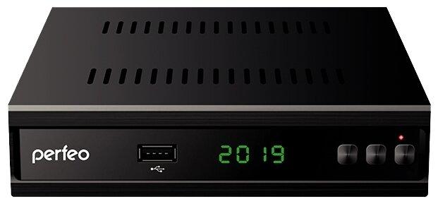 Приставка для цифрового ТВ Perfeo Medium (DVB-T2/DVB-C)