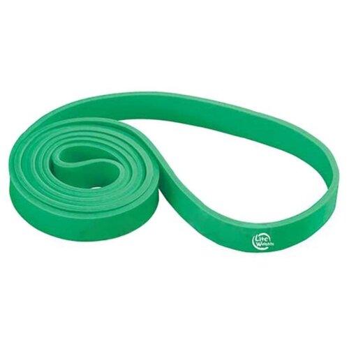 Эспандер лента Lite Weights 0825LW 208 х 2.1 см зеленый