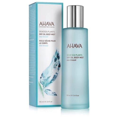 Масло для тела AHAVA Deadsea Plants Sea Kissed сухое, 100 мл лосьон для тела ahava deadsea water sea kissed минеральный бутылка 250 мл