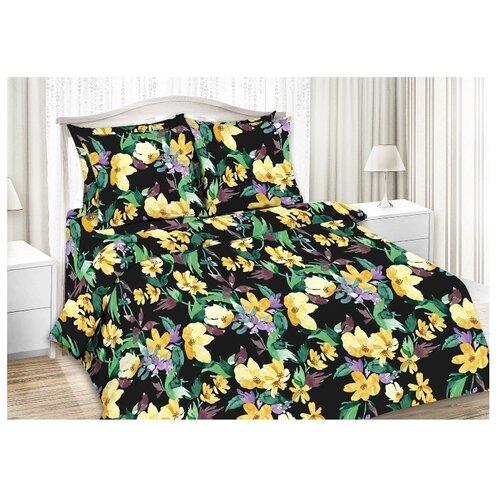 Постельное белье 1.5-спальное Текстильная лавка Флоранс 70 x 70 сатин