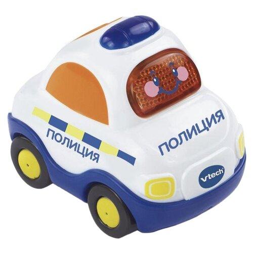 Машинка VTech Бип-Бип Toot-Toot Drivers (80-119926) белый машинка vtech бип бип toot toot drivers 80 180326 27 5 см голубой