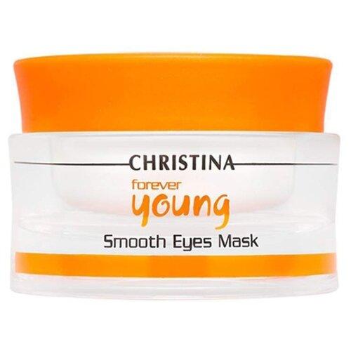 Christina Маска для кожи вокруг глаз Forever Young Smooth Eyes Mask 50 мл christina маска для лица купить
