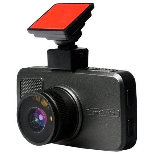 Видеорегистратор TrendVision TDR-718 GNS, GPS, ГЛОНАСС черный trendvision tdr 718 gp видеорегистратор