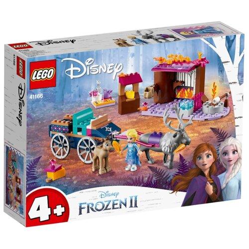 Конструктор LEGO Disney Princess 41166 Дорожные приключения Эльзы фото