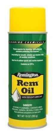 Чистка и уход за оружием Remington RemOil 296 мл