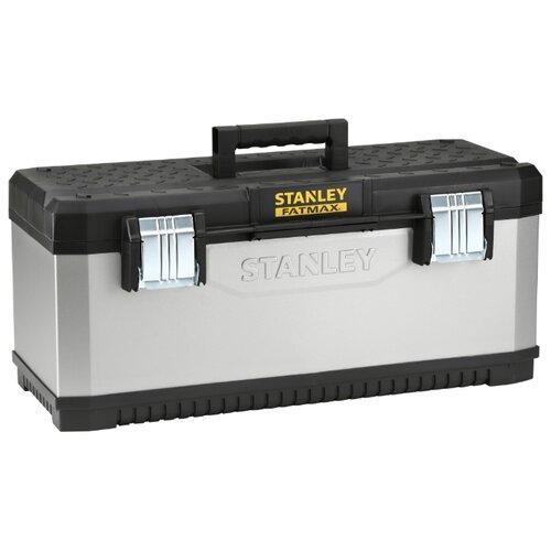 Ящик STANLEY FatMax 1-95-617 66.2x29.3x29.5 см серый/черный