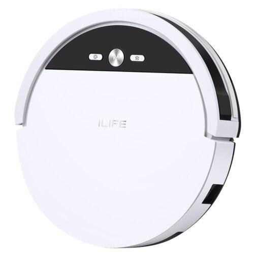 Робот-пылесос iLife V4 белый/черный