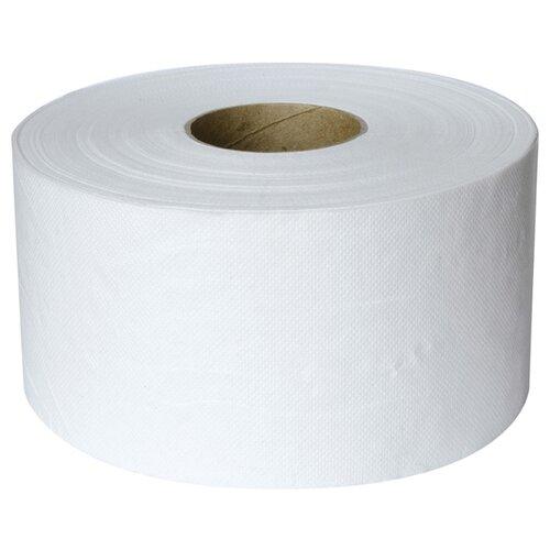 Фото - Туалетная бумага OfficeClean Professional белая однослойная 200 м, 12 рул. хозяйственные товары officeclean туалетная бумага 2 слоя 4 шт