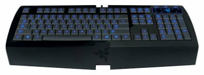 Клавиатура Razer Lycosa Gaming Keyboard Black USB