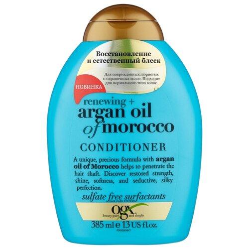 OGX кондиционер Renewing+ Argan Oil of Morocco, 385 мл