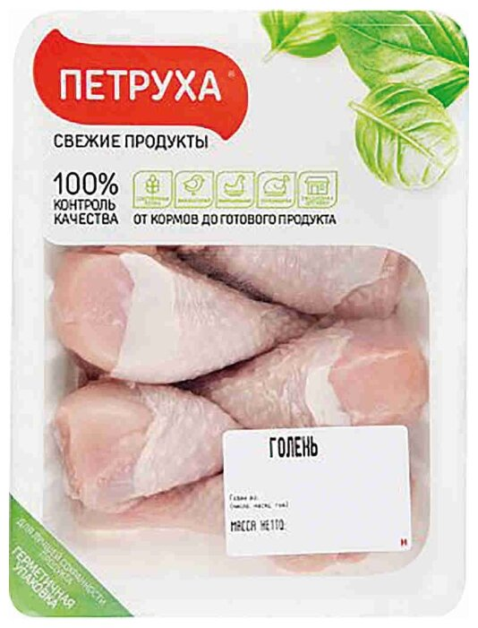 Петруха Голень цыпленка