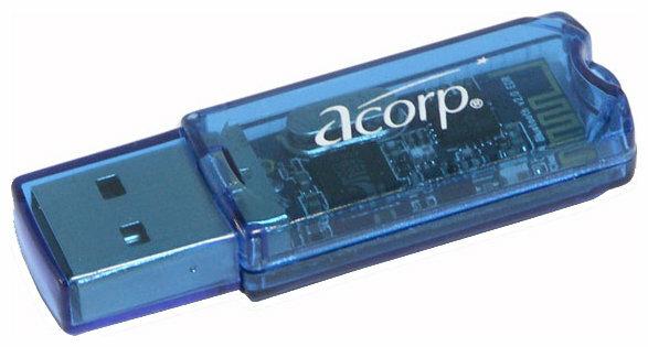 Bluetooth адаптер Acorp WBD2-C2
