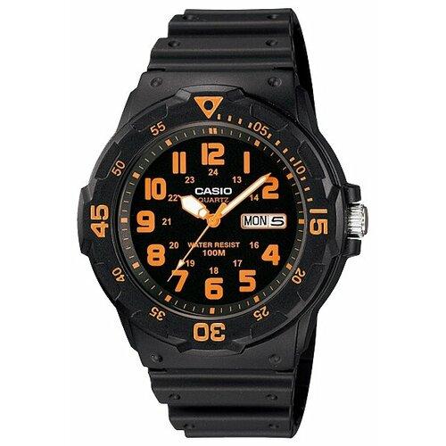 Наручные часы CASIO MRW-200H-4B casio часы casio mrw 400h 9a коллекция analog