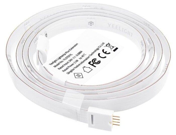 Светодиодная лента Xiaomi Yeelight Lightstrip Plus Extension (YLOT01YL) удлинитель 1 м