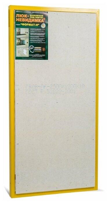 Ревизионный люк Формат КН 60-100 настенный под плитку ПРАКТИКА — купить по выгодной цене на Яндекс.Маркете