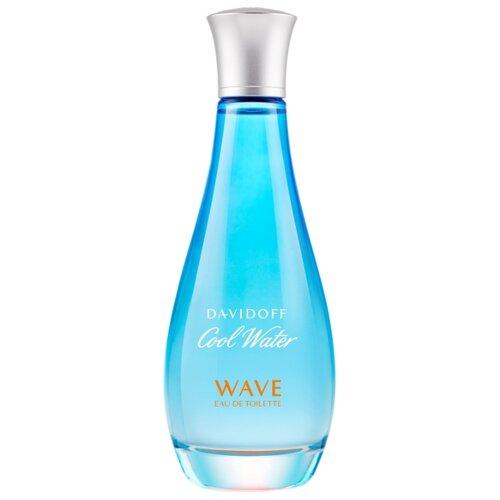 Туалетная вода Davidoff Cool Water Wave Woman (2018), 100 мл туалетная вода davidoff cool water for women 100 мл женская
