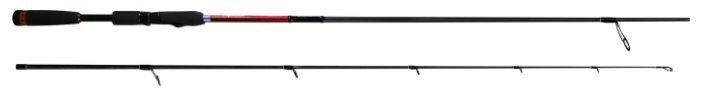 Удилище спиннинговое ZEMEX Spider Pro 210 5-28g fast (SP-210-5028)