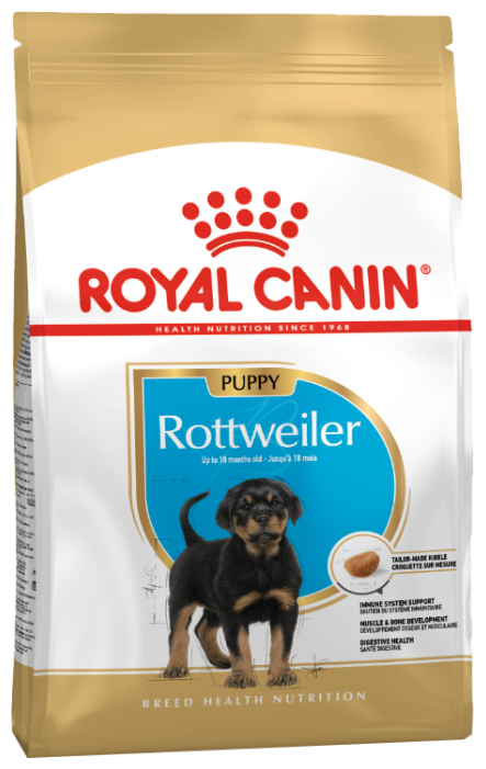 Корм для собак Royal Canin Rottweiler Junior