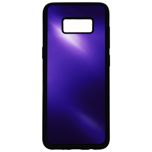 Чехол Akami Mirror для Samsung Galaxy S8 фиолетовый