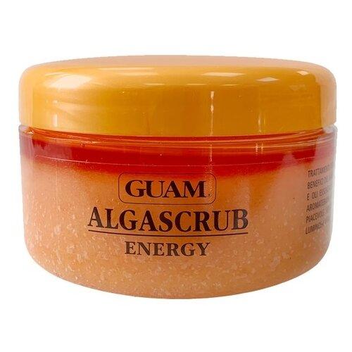 Guam Algascrub Скраб для тела Энергия и Тонус, 300 мл guam algascrub скраб для тела баланс и восстановление 300 мл