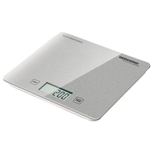 Кухонные весы REDMOND RS-724-E серебристый