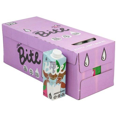 Миндальный напиток Bite пастеризованный 2.2%, 250 мл, 24 шт.