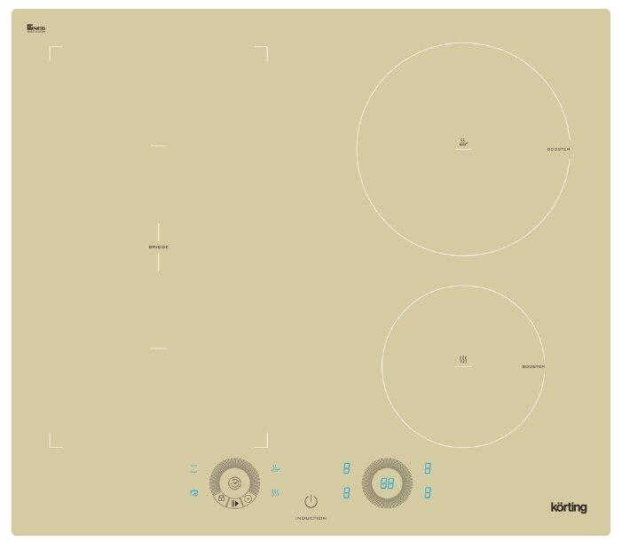 Индукционная варочная панель Korting HIB 64760