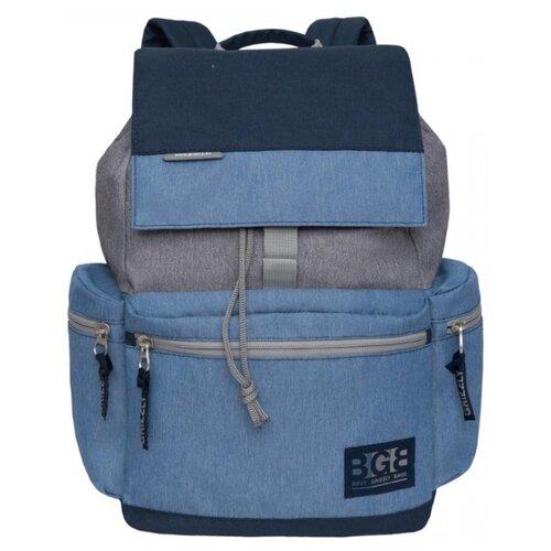 Рюкзак Grizzly RQ-006-2/2 16 (синий) grizzly rq 007 8 рюкзак 2 синий
