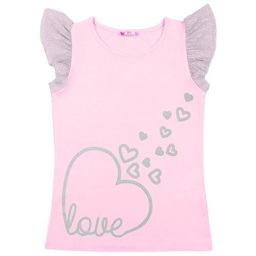 Блузка cherubino размер (140)-72, светло-розовыйРубашки и блузы<br>