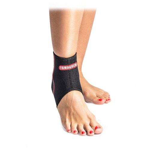 Фото - Защита голеностопа Yamaguchi Aeroprene Ankle Support, р. S, черный защита голеностопа indigo 1118 р s