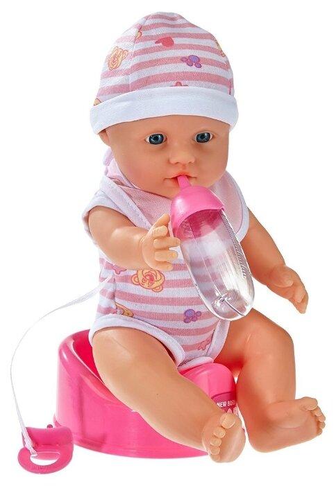 Интерактивный пупс Simba New Born Baby, 30 см, в ассортименте, 5037800