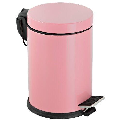 Ведро Efor Metal 813, 5 л розовый