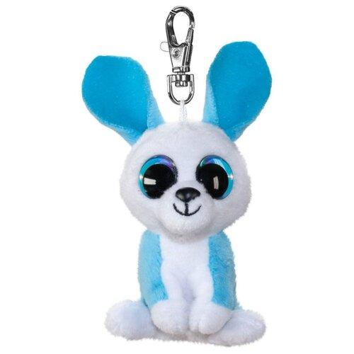 Купить Игрушка-брелок Lumo Stars Кролик Ice 8, 5 см, Мягкие игрушки