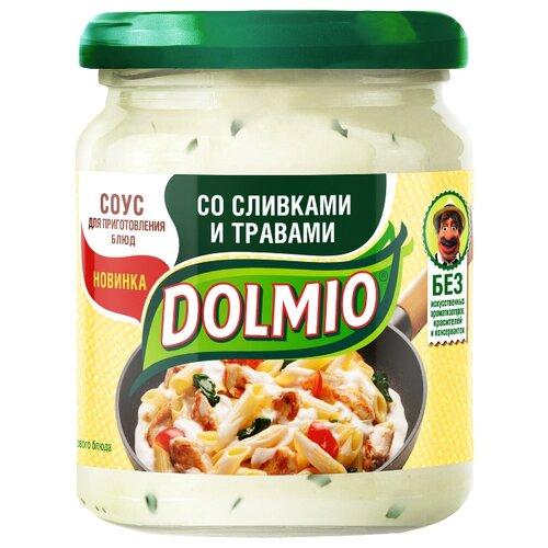 Соус Dolmio Со сливками и травами, 200 гСоусы<br>