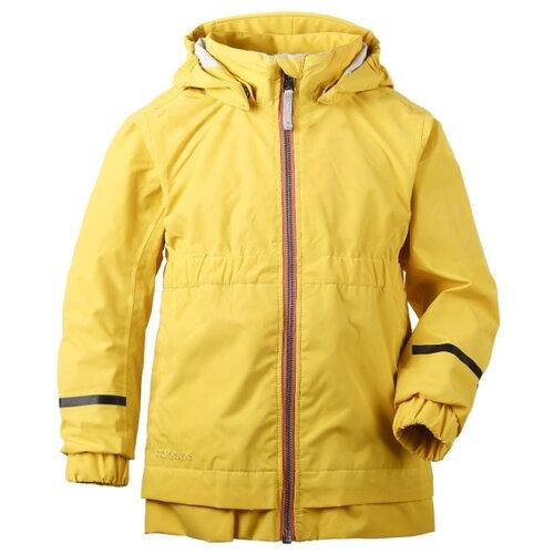 Куртка Didriksons Bambi 502409 размер 120, 318 желтый неон парка didriksons marcel
