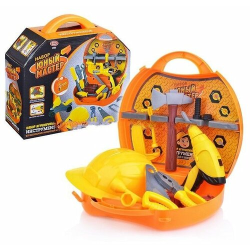 Купить Play Smart Юный мастер 2588ABC, Детские наборы инструментов