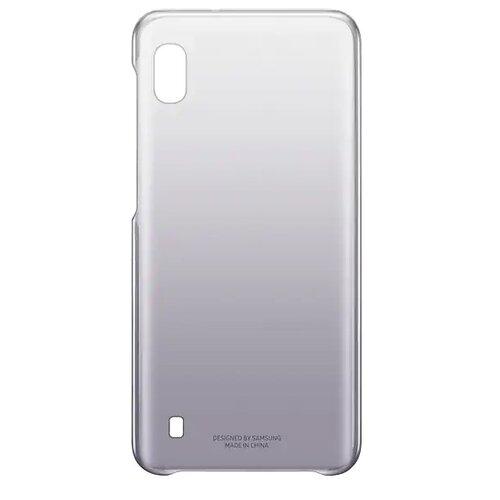 Чехол Samsung EF-AA105 для Samsung Galaxy A10 черный