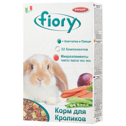Корм для кроликов Fiory Superpremium Karaote 850 г
