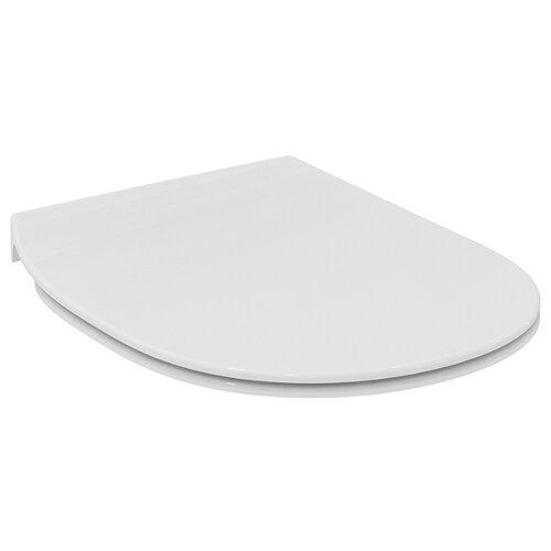 Крышка-сиденье для унитаза Ideal STANDARD Connect E7724 белый крышка сиденье для унитаза ideal standard tempo t6799 белый