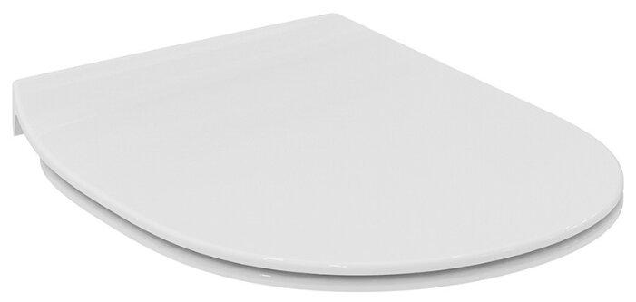 Крышка-сиденье для унитаза Ideal STANDARD Connect E7724