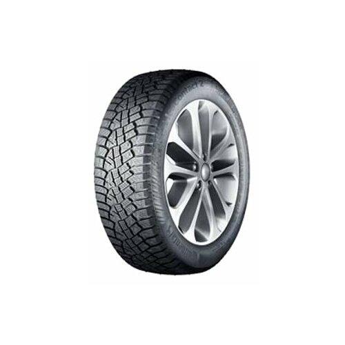 Автомобильная шина Continental IceContact 2 SUV 275/40 R20 106T зимняя шипованная шина dunlop grandtrek ice02 275 40 r20 106t xl 275 40 r20 106t