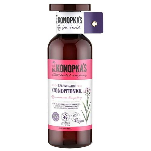 Dr. Konopkas бальзам для волос восстанавливающий, 500 млОполаскиватели<br>
