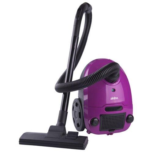 цена на Пылесос Sinbo SVC-3496 фиолетовый
