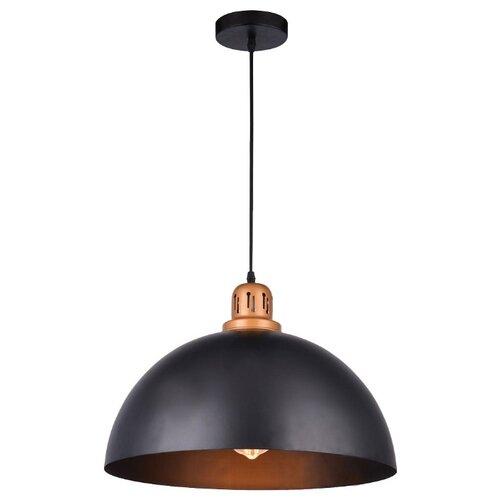 Светильник Arte Lamp Eurica A4249SP-1BK, E27, 60 Вт светильник arte lamp a4248sp 1bk eurica